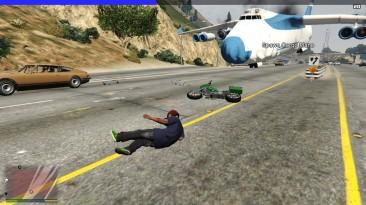"Grand Theft Auto 5 ""Мод на хаос v1.9.0.4"""