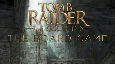 Square Enix анонсировала настольную игру Tomb Raider Legends: The Board Game