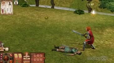 "The Sims Medieval ""Геймплей"""