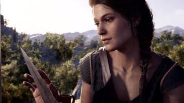 Разработчики AC Origins & Odyssey изначально хотели больше экранного времени для Айи и Кассандры