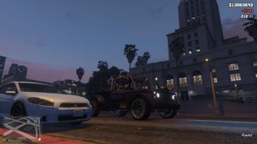 Grand Theft Auto 5 (GTA V): Сохранение/SaveGame (Пройдена до 49 сюжетной миссии)