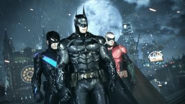 "Batman: Arkham Origins ""Arkham Knight ENB"""
