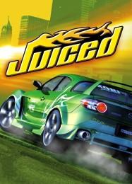 Обложка игры Juiced