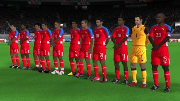 "FIFA 10 ""Panama 2017"""