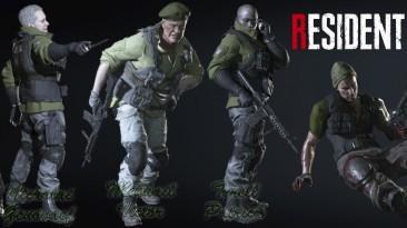 """Resident Evil 3 """"Классические Одежды Наемников 1999"""""""