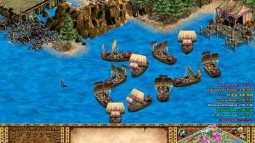 """Age of Empires 2: Age of Kings """"Патч исправления цветовой палитры на виндовс 7"""""""