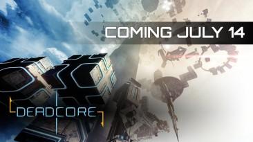 Помесь платформера и FPS DeadCore выйдет на консолях