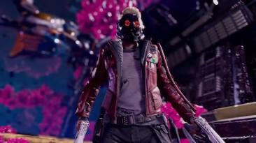 Креативный директор Marvel's Guardians Of The Galaxy объясняет, почему Звездный Лорд - единственный игровой персонаж