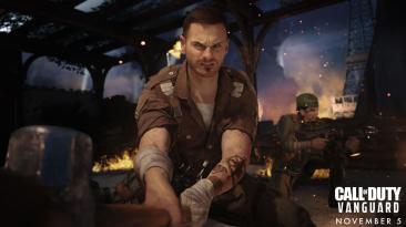 Системные требования к ПК-версии открытой беты Call of Duty Vanguard + новые скриншоты