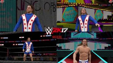 "WWE 2K17 ""Matt Riddle Wrestlemania 37 Наряд (Лицевая анимация) WWE 2K19 Порт мод"""