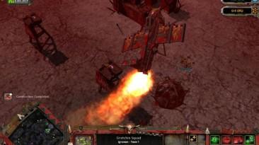 "Warhammer 40,000: Dawn Of War - Dark Crusade ""Карта - Temple of Doom"""
