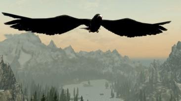 "Skyrim ""Стая птиц"""