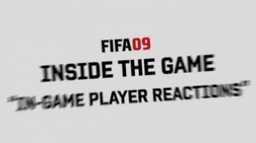 """FIFA 09 """"GS 08: 'Player Reactions'"""""""