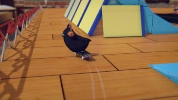 Пернатый Тони Хоук задержится: Релиз игры SkateBIRD перенесен