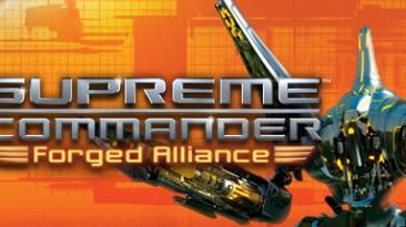 Supreme Commander - Forged Allience: Трейнер/Trainer (+3) [1.6.6] {MrAntiFun}