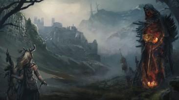 """Анонсирована новая ролевая игра """"Tainted Grail"""" с элементами стратегии"""