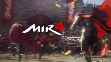 Западная версия MMORPG MIR4 выйдет 26 августа, открыта предварительная регистрация для мобильных платформ