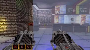 "Duke Nukem 3D World Tour ""7 минут нового геймплея"""