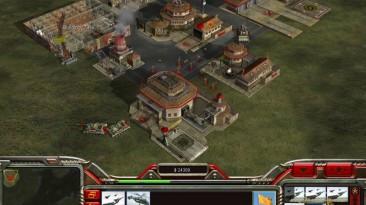 "Command & Conquer Generals: Zero Hour ""Карта - Tournament Valley II"""