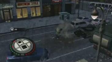 "The Incredible Hulk ""Road Rage Gameplay"""