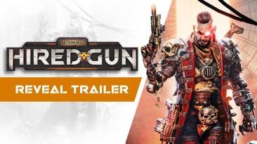 Анонсирующий трейлер Necromunda: Hired Gun