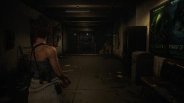 """Resident Evil 3 """"Улучшенное глобальное освещение"""""""