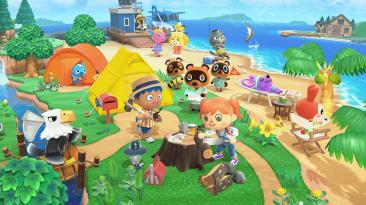 Animal Crossing: New Horizons продолжает лидировать в британских чартах