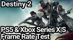 Destiny 2 работает в динамическом 4K на PS5 / XSX и в динамическом 1080p на Series S со скоростью 60 кадров в секунду