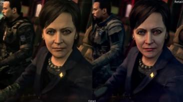 Сравнение графики - Call of Duty Black Ops 2 E3 2012 Demo vs Retail PS3 (Cycu1)