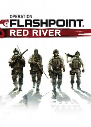 Обложка игры Operation Flashpoint: Red River