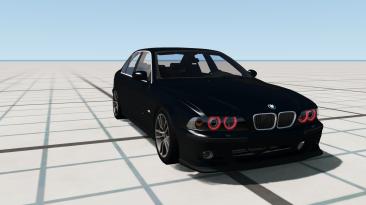 """BeamNG.drive """"BMW E39"""""""