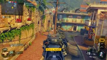 Call of Duty: Black Ops 3 - Геймплей на картах из набора Back In Black #2