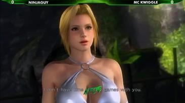Свежий геймплейный ролик Dead or Alive 5: Last Round