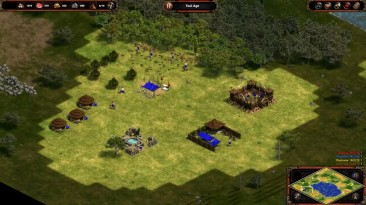 Age Of Empires (1997) против Age Of Empires Definitive Edition (2018)
