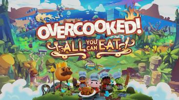 Overcooked празднует 5-летний юбилей выпуском бесплатного обновления контента