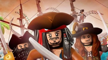 Патч LEGO Pirates of the Caribbean [Update 1 EN]