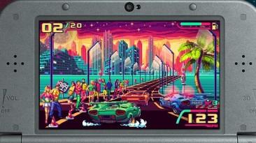 80's Overdrive анонсирована для Nintendo 3DS