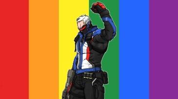 В Overwatch появится контент, посвященный Pride Month