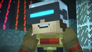 Minecraft: Story Mode - Эпизод 7 - Окулус рифт