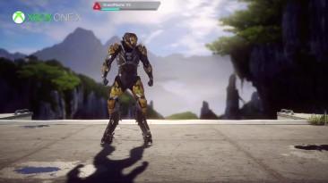 Anthem - Техническое сравнение Xbox One X и Xbox One