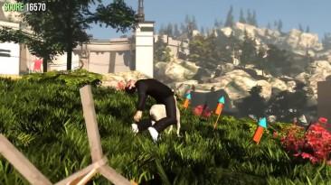 Goat Simulator - Мёртвый всадник