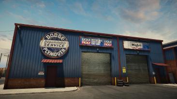 """Car Mechanic Simulator 2021 """"Имерсивный набор брендов - Grunge Edition"""""""