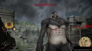 Attack on Titan 2 - Режим Инферно Чудо Зверь