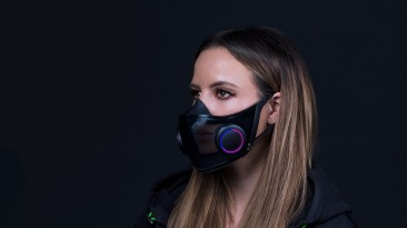 "Razer анонсировала ""умную"" многоразовую маску Project Hazel"