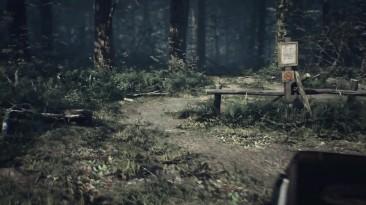 10 минут геймплея из хоррора Blair Witch - часть #1