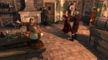 Симулятор фэнтезийной таверны Crossroads Inn вышел на Kickstarter