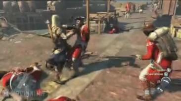 """JT Machinima : Assassin's Creed III Rap - """"Born into Revolution"""""""