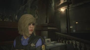 """Resident Evil 2 """"january van sant REResistance"""""""
