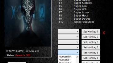 XCOM 2 - War of the Chosen: Трейнер/Trainer (+8) [Update: 14.10.2018] {MrAntiFun}