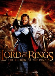 Обложка игры The Lord of the Rings: The Return of the King